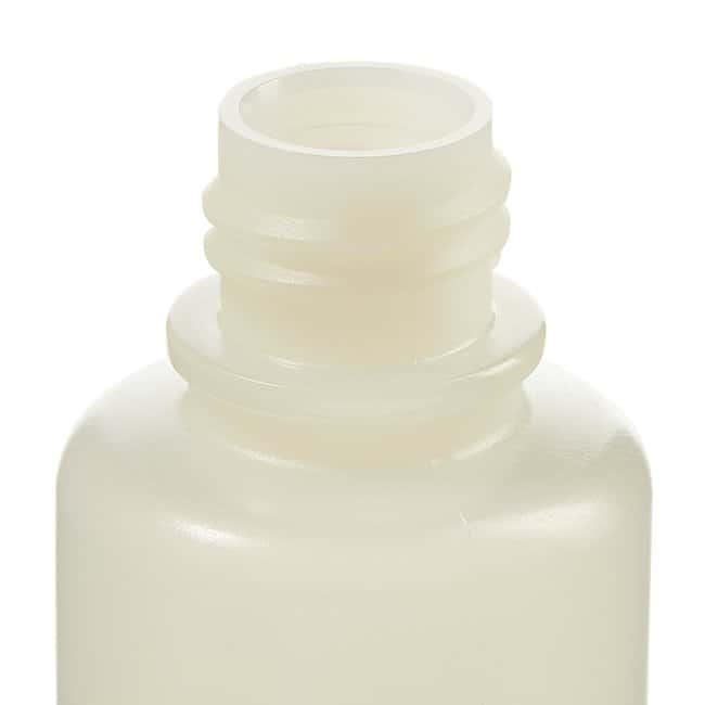 Thermo Scientific™Nalgene™ Narrow-Mouth HDPE Packaging Bottles with Closure: Sterile, Shrink-Wrapped Trays