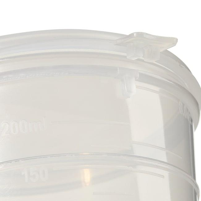 Thermo Scientific™Flacons CapitolVial avec bouchon rabattable et joint de verrouillage, 1.5oz, coloris naturel 8oz; naturel Thermo Scientific™Flacons CapitolVial avec bouchon rabattable et joint de verrouillage, 1.5oz, coloris naturel