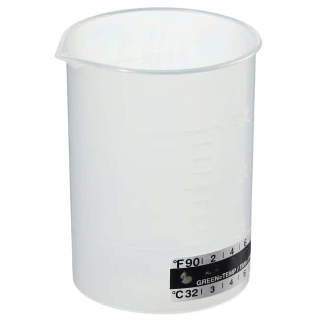 Thermo Scientific Capitol Vial  Collection Cups With temperature strip;