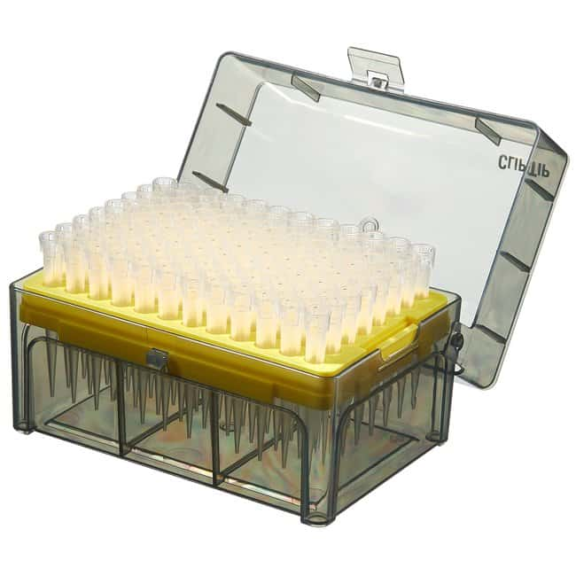 Thermo Scientific™ ClipTip™ Pipette Tips (EU IVD/CE-marked) ClipTip 200, 10 to 200μL, Reload Stacks, Sterile Thermo Scientific™ ClipTip™ Pipette Tips (EU IVD/CE-marked)