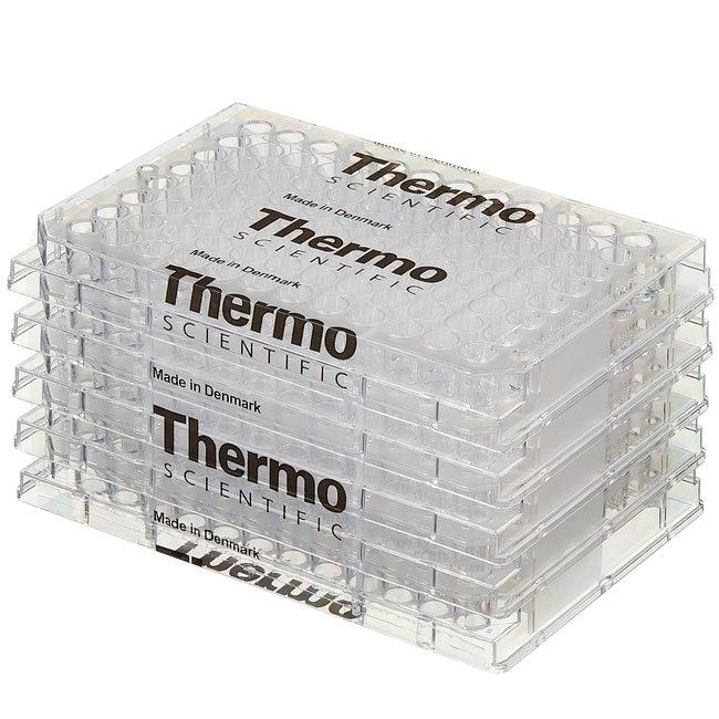 Thermo ScientificClear Flat-Bottom Immuno Nonsterile 96-Well Plates Nunc,