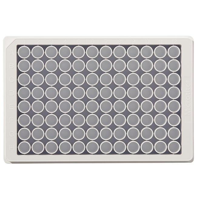 Thermo Scientific White 96-Well Immuno Plates Microtiter, Flat-bottom,