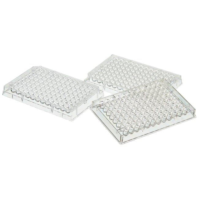 Thermo Scientific Clear Round-Bottom  Immuno Nonsterile 96-Well Plates