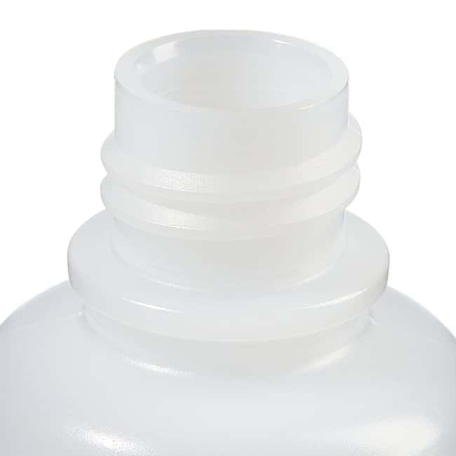 Fisherbrand™ Leakproof HDPE Narrow-Mouth Bottles Capacity: 2 oz. (60mL) Fisherbrand™ Leakproof HDPE Narrow-Mouth Bottles