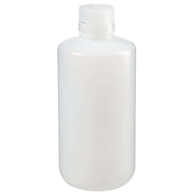 Fisherbrand™Leakproof HDPE Narrow-Mouth Bottles