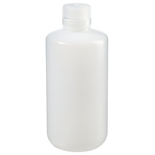 Fisherbrand™Narrow-Mouth Field Sample Bottles Capacity: 32 oz. (1000mL) Fisherbrand™Narrow-Mouth Field Sample Bottles