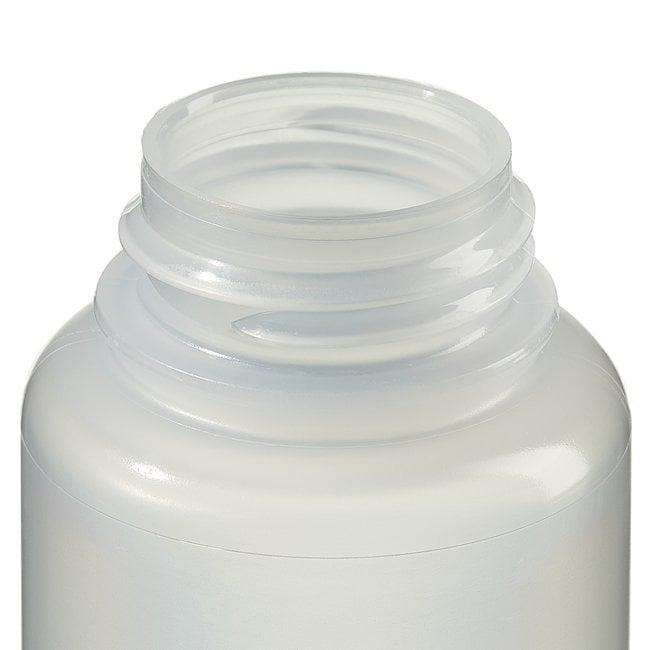 Fisherbrand™Polypropylene Wide-Mouth Bottles Capacity: 8 oz. (250mL); 45mm screw cap Fisherbrand™Polypropylene Wide-Mouth Bottles