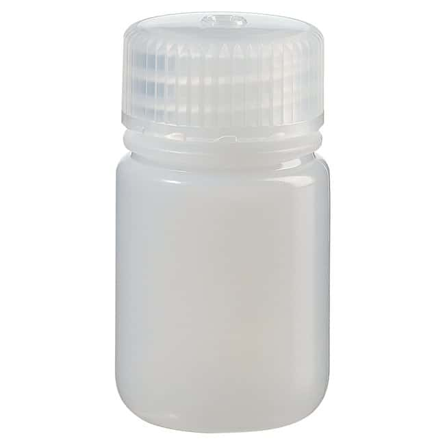 Fisherbrand™ LDPE Wide-Mouth Bottles Capacity: 1 oz. (30mL); 28mm screw cap Fisherbrand™ LDPE Wide-Mouth Bottles