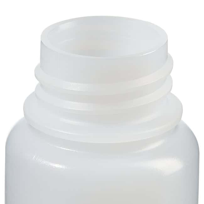 Fisherbrand™ LDPE Wide-Mouth Bottles Capacity: 2 oz. (60mL); 28mm screw cap Fisherbrand™ LDPE Wide-Mouth Bottles