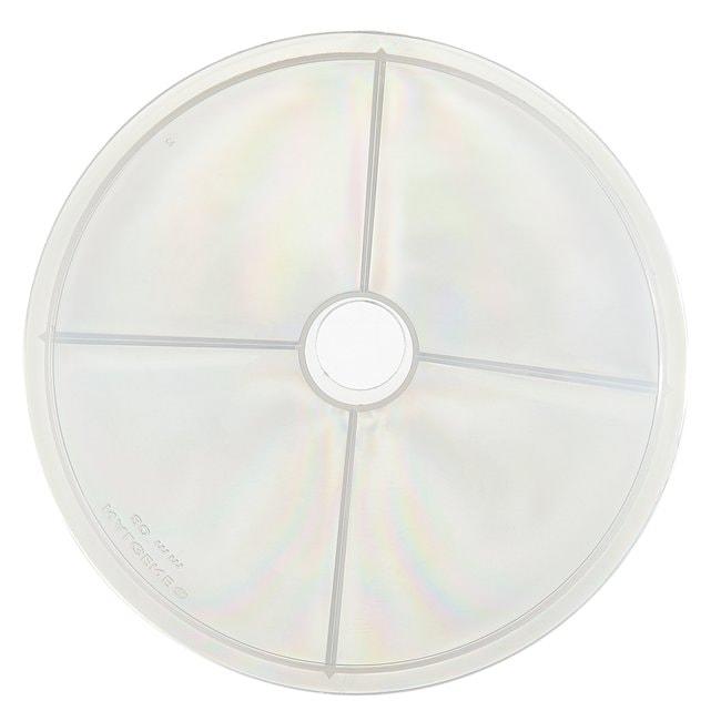 Fisherbrand™Entonnoirs à poudre Dia. supérieur x H: 75x84mm; Capacité: 100ml Fisherbrand™Entonnoirs à poudre