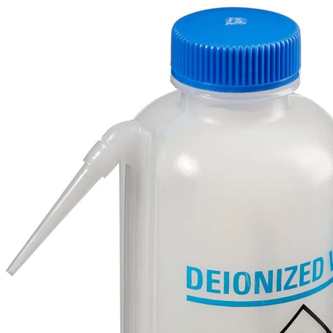 Fisherbrand™Easy-Squeeze Wash Bottles, 6/Cs. For deionized Water Fisherbrand™Easy-Squeeze Wash Bottles, 6/Cs.