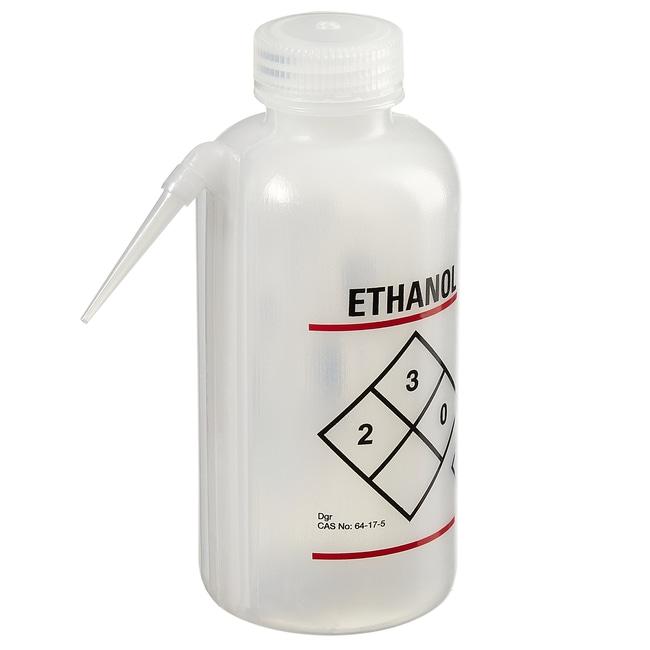 Fisherbrand  Easy-Squeeze Wash Bottles, 6/Cs.