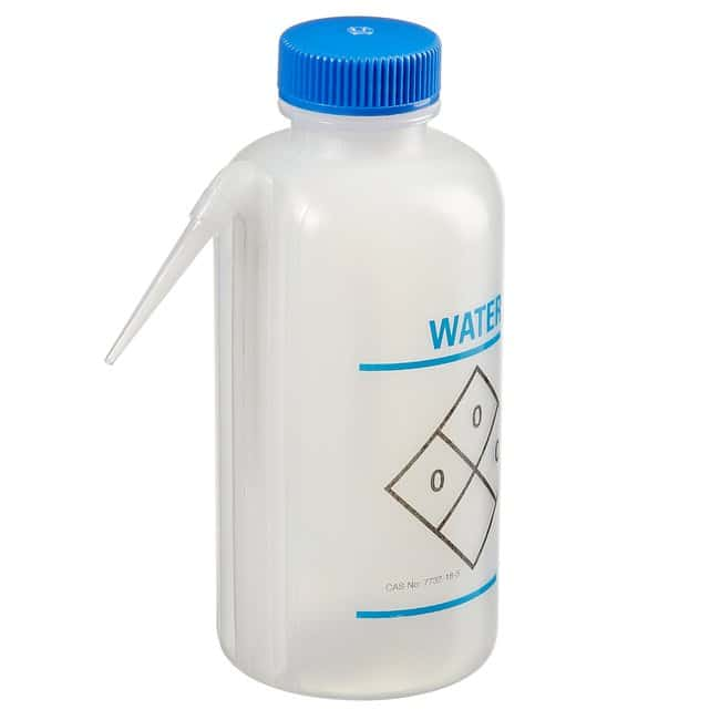 Fisherbrand™ Easy-Squeeze Wash Bottles, 6/Cs. For water Fisherbrand™ Easy-Squeeze Wash Bottles, 6/Cs.