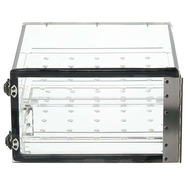 Fisherbrand™Acrylic Desiccator Cabinets No. of Shelves: 2 Fisherbrand™Acrylic Desiccator Cabinets