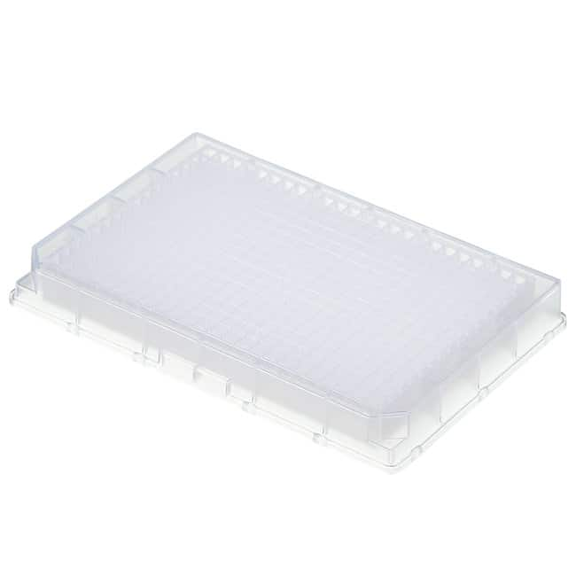 Fisherbrand™384-Well Polypropylene Plates Natural; Well vol.: 120μL Fisherbrand™384-Well Polypropylene Plates