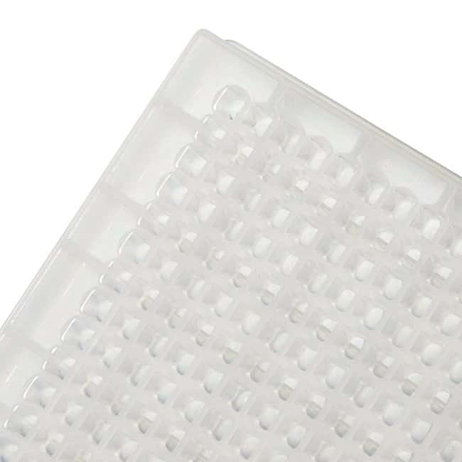 Fisherbrand™384-Well ShallowWell Polypropylene Microplates 120μL well volume; Non-sterile; Natural Fisherbrand™384-Well ShallowWell Polypropylene Microplates