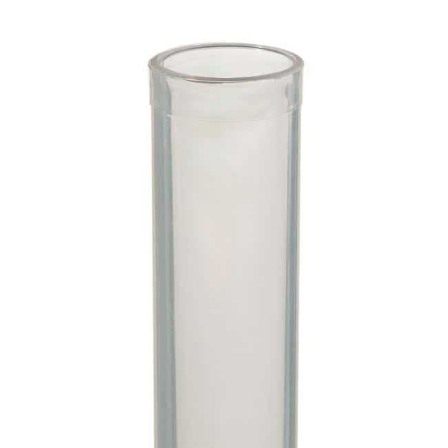 Fisherbrand Nonsterile Plastic Culture Tubes Translucent polypropylene;