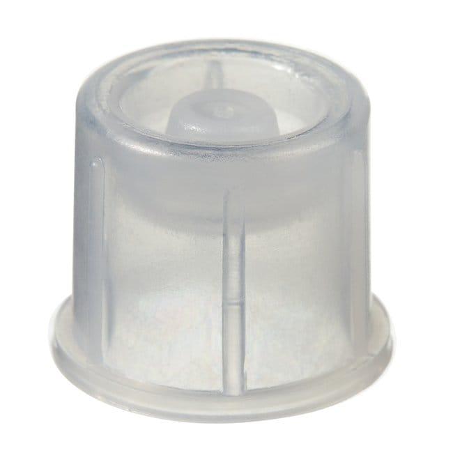 FisherbrandSnap Caps for Nonsterile Plastic Tubes Material: Polyethylene;