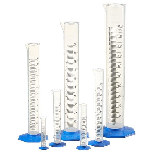 Thermo Scientific™Nalgene™ Plastic Graduated Cylinder Variety Pack