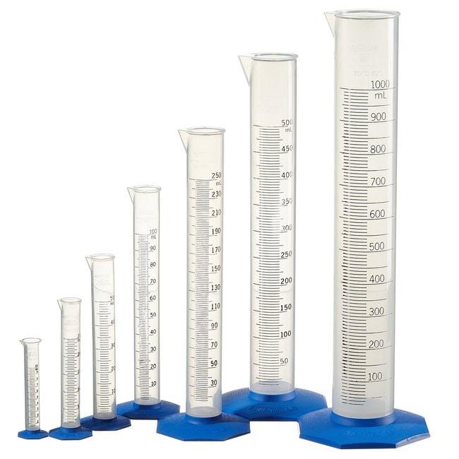 Thermo Scientific™Nalgene™ Plastic Graduated Cylinder Variety Pack Graduated cylinder variety pack Graduated Cylinders