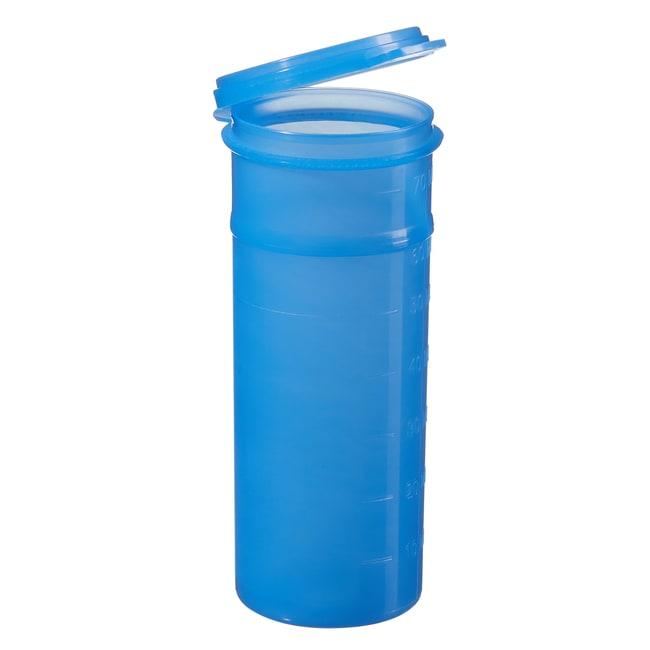 Thermo Scientific™Capitol Vial  Polypropylene Flip-Top Vials  Thermo Scientific™Capitol Vial  Polypropylene Flip-Top Vials