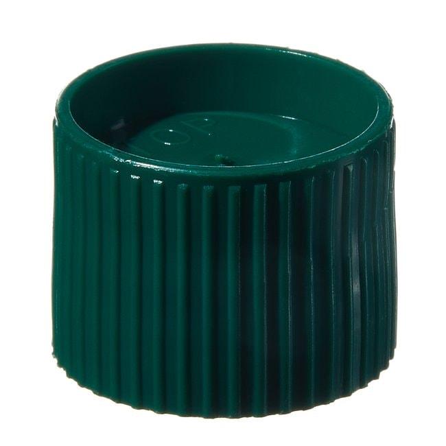 Thermo Scientific Capitol Vial  Transport-Tube Screw Caps Green; 2000/Cs.:Centrifuges