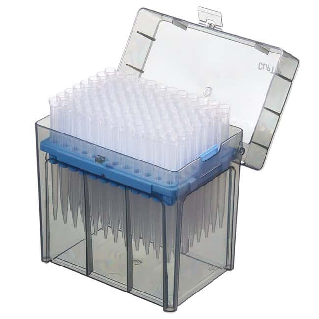Thermo Scientific™ClipTip™ Pipette Tips (EU IVD/CE-marked) ClipTip 1000, 100 to 1000μL, Racked, Sterile Thermo Scientific™ClipTip™ Pipette Tips (EU IVD/CE-marked)