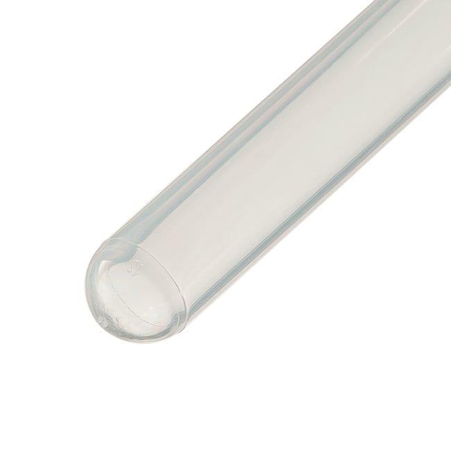 Fisherbrand Nonsterile Plastic Culture Tubes  Translucent polypropylene;