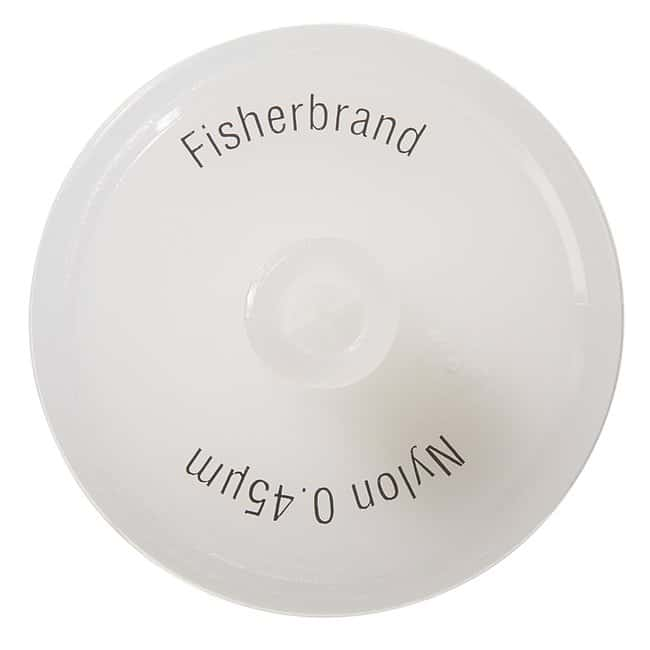 FisherbrandSyringe Filters - Sterile Nylon; Sterile; Pore size: 0.4μum;