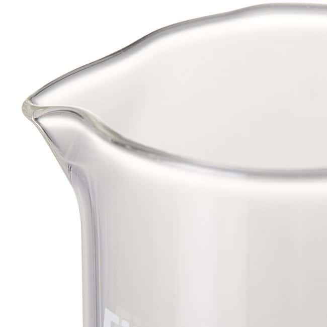 Fisherbrand  Reusable Glass Low-Form Griffin Beakers