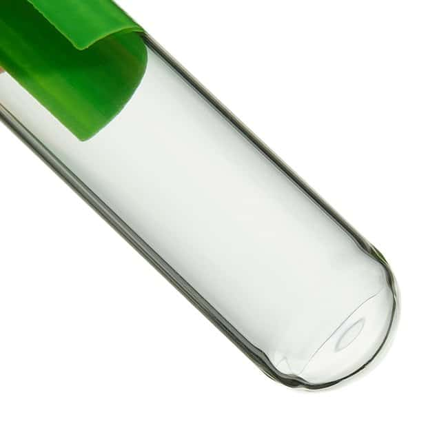 FisherbrandDisposable Plain-End Flint Glass Tubes with Color-Coded Label