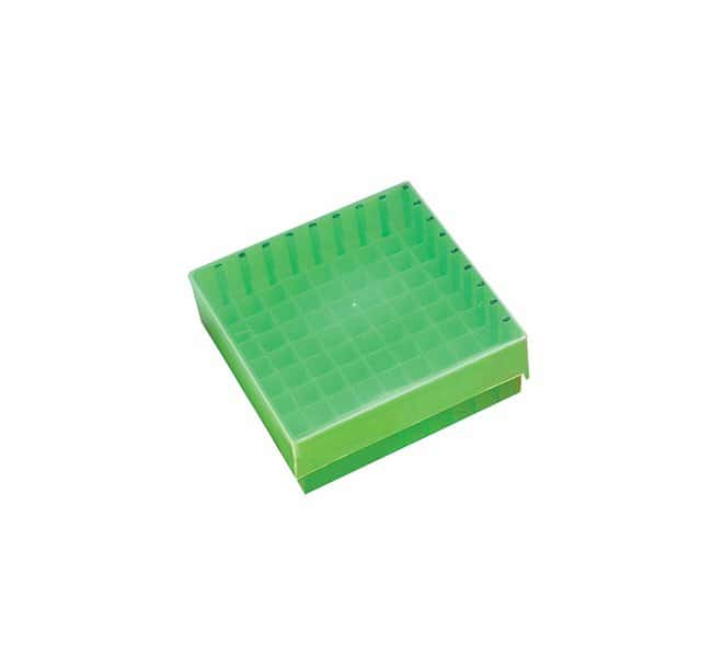 Thermo Scientific™81-Well Gestelle mit Deckel für die Kryolagerung: Kryo-Lagerung Cell Culture