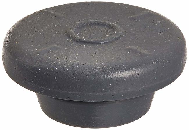 Thermo Scientific SUN-SRi Gray Butyl Stopper  Stopper, 20mm, Gray Butyl