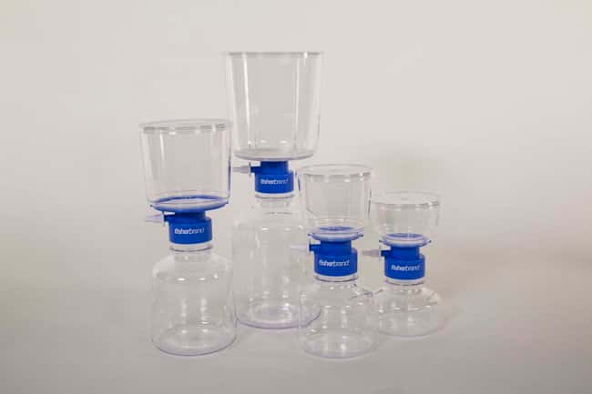 Fisherbrand™ Disposable PES Filter Units: Bottle Tops and Filter Units Filtration