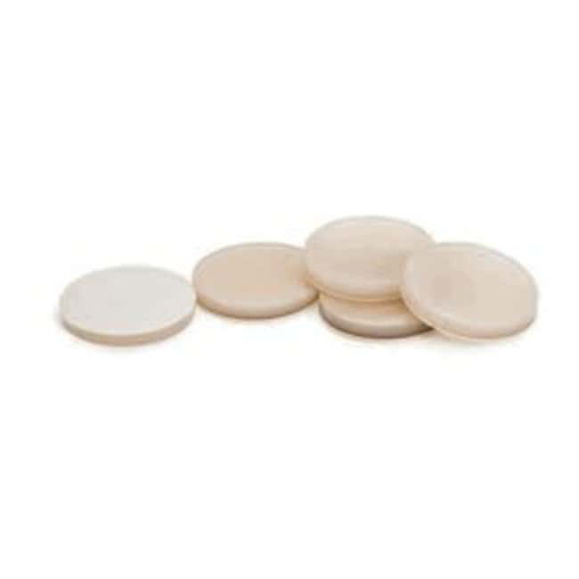 Thermo Scientific Tuf-Bond PTFE/Silicone Discs Diameter: 20mm:Chromatography