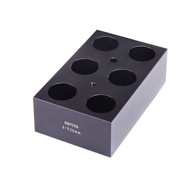 Thermo Scientific Block, 6 x 25 mm dia. block, EMD  6 x 25mm dia. block:Incubators,