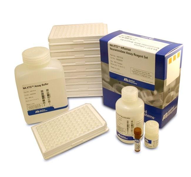 Invitrogen™NA-XTD™ Influenza Neuraminidase Assay Kit Influenza Neuraminidase Assay Reagent Set; 960 assays Invitrogen™NA-XTD™ Influenza Neuraminidase Assay Kit