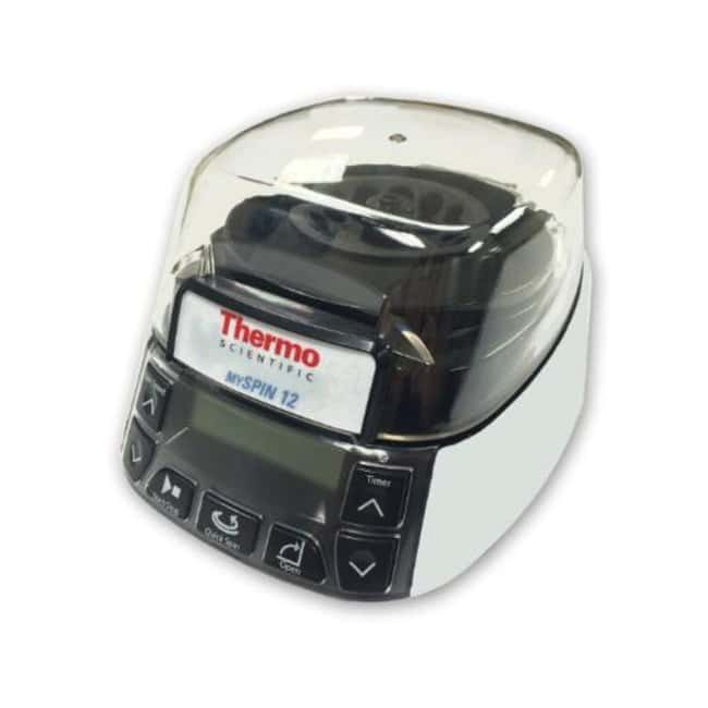 Thermo Scientific™mySPIN™ Mini Centrifuge Series Rotors 12 x 1.5/2.0 mL tube rotor, for mySPIN 12 Mini centrifuge Thermo Scientific™mySPIN™ Mini Centrifuge Series Rotors