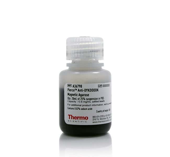 Thermo Scientific Pierce Anti-DYKDDDDK Magnetic Agarose:Life Sciences:Protein