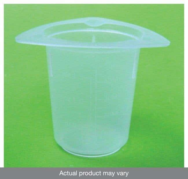 Fisherbrand™ Tri-Cornered Polypropylene Beakers 100mL Fisherbrand™ Tri-Cornered Polypropylene Beakers
