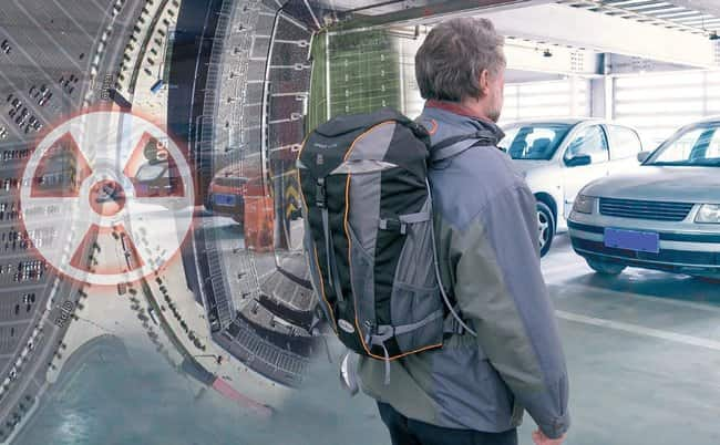 Thermo Scientific PackEye GN-2 Radiation Detection Backpack