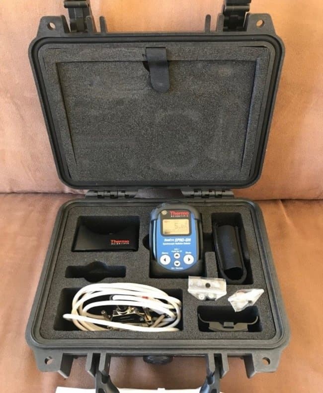 Thermo ScientificRadEye SPRD-GN Spectroscopic Personal Radiation Detector
