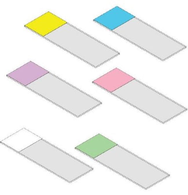 General Data HealthcarePlus Ink-Jet Microscope Slides:Microscope Slides:Glass