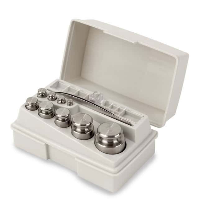 Troemner™ Stainless Steel Class 7 Weight Set