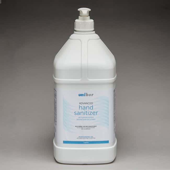 Unibor Premium Gel Hand Sanitizer 1 Gallon:Gloves, Glasses and Safety