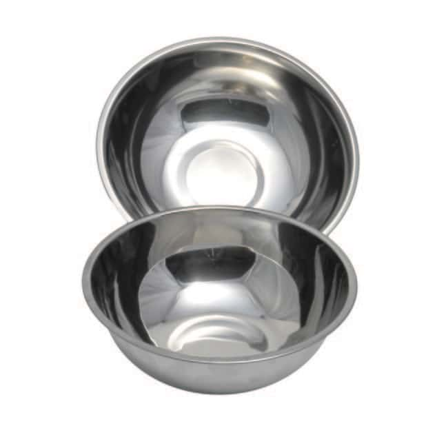 United Scientific Supplies Economical Stainless Steel Bowls  United Scientific