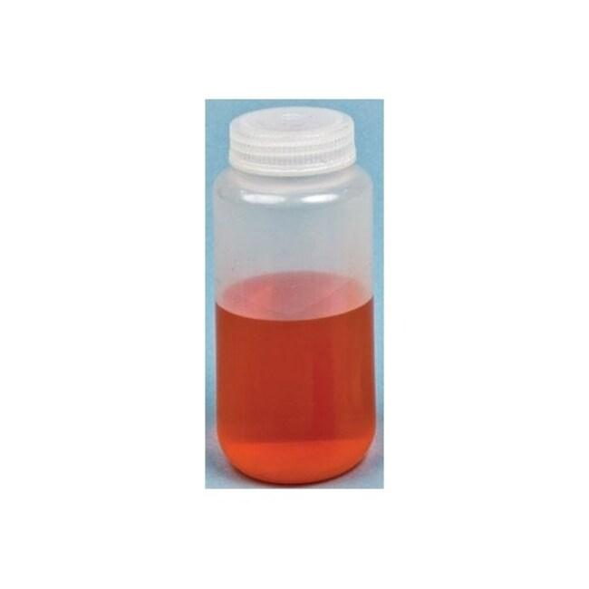 United Scientific Supplies Wide Mouth Polypropylene Reagent Bottles