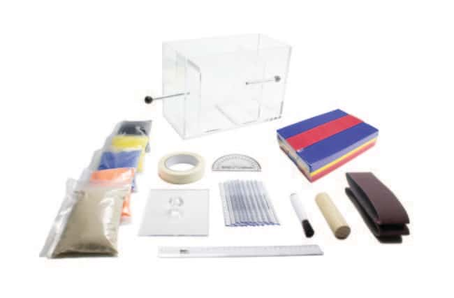 United Scientific SuppliesTectonics Model Set:Education Supplies:Earth