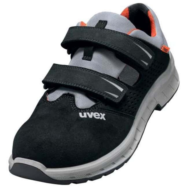UvexTrend Black/Gray/Red PU/PU 69063 Sandal - Width 12 Black/Gray/Red, 69063 Sandal, Width: 12, Size: 47 Products