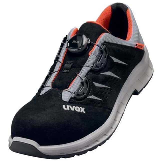 UvexTrend BOA™ Black/Gray/Red PU/PU 69082 Low Shoe - Width 11 Black/Gray/Red, 69082 Low Shoe, Width: 11, Size: 42 Products